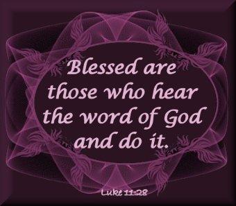Luke 11 28