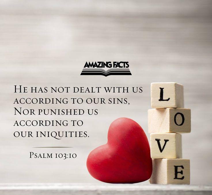 Psalm 103 10