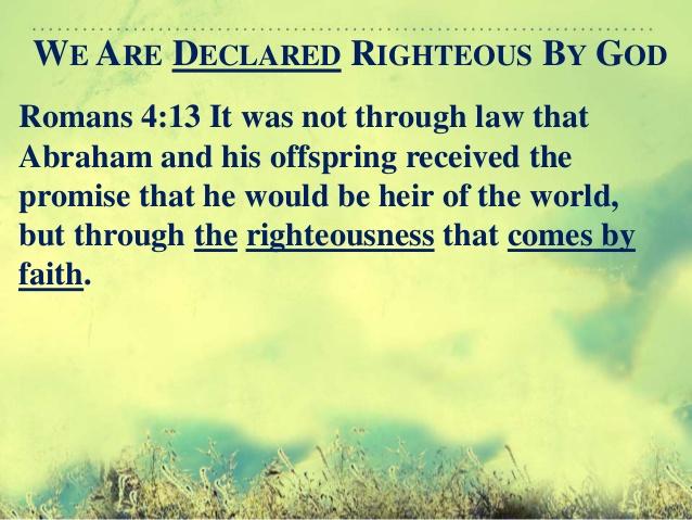 Romans 4 13