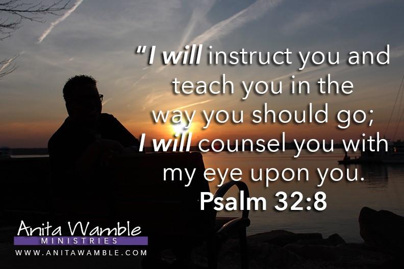 Psalm 32 8