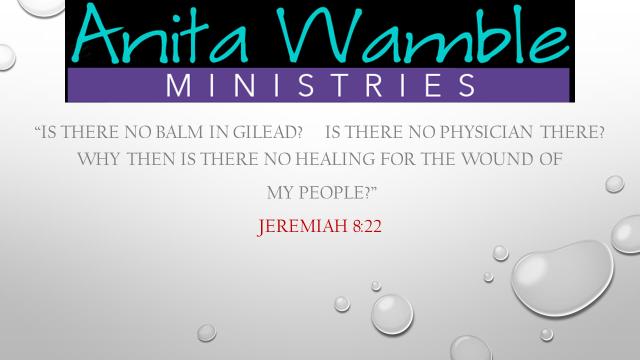 Jeremiah 8 22