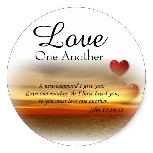 John 13 34 35