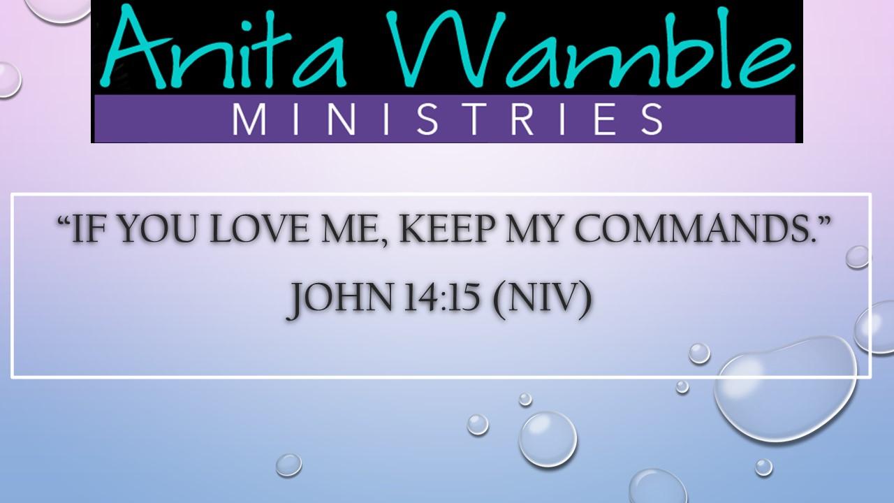 John 14 15