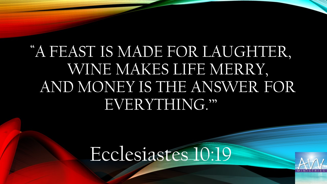 ecclesiastes-10-19